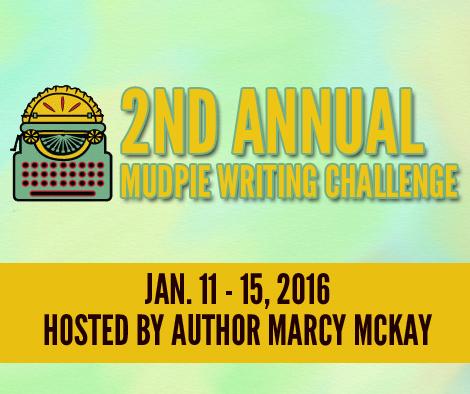 Mudpie Writing Challenge - 2016