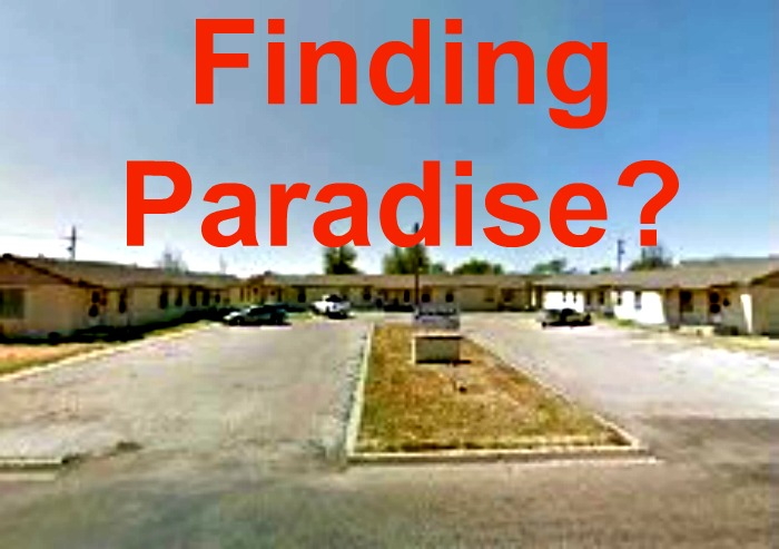 Paradise - Finding